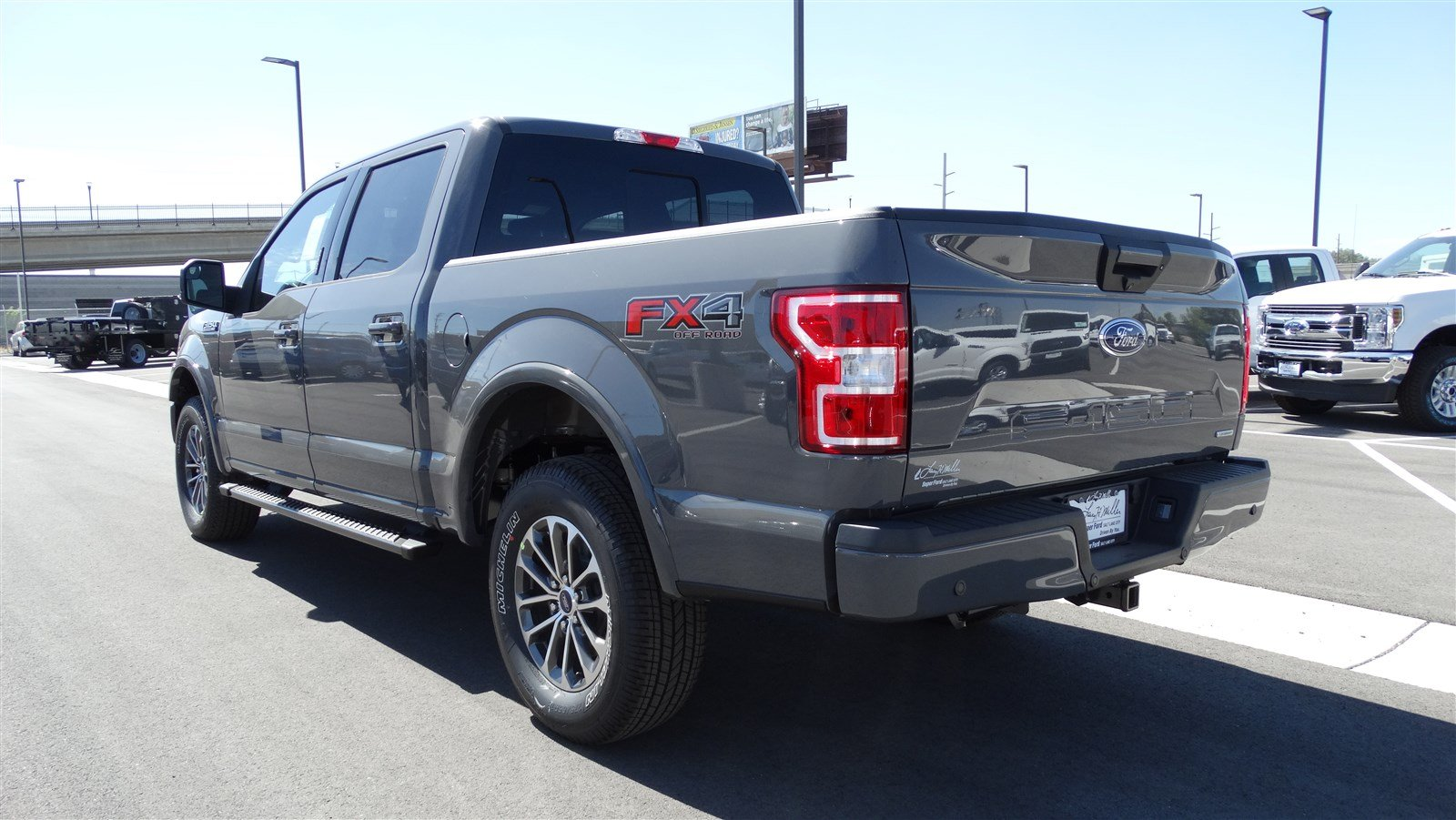 2018 F-150 SuperCrew Cab 4x4,  Pickup #51300 - photo 5
