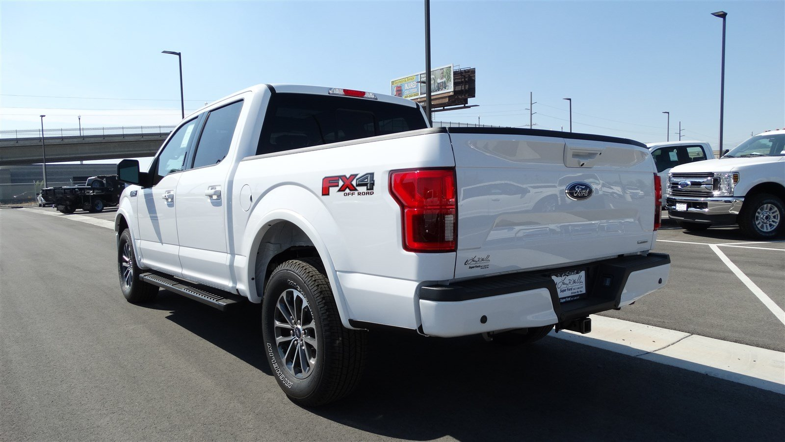 2018 F-150 SuperCrew Cab 4x4,  Pickup #51303 - photo 5