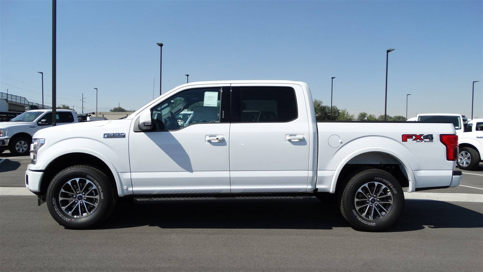 2018 F-150 SuperCrew Cab 4x4,  Pickup #51303 - photo 6
