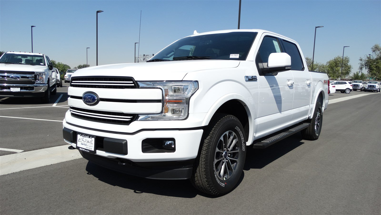 2018 F-150 SuperCrew Cab 4x4,  Pickup #51303 - photo 7