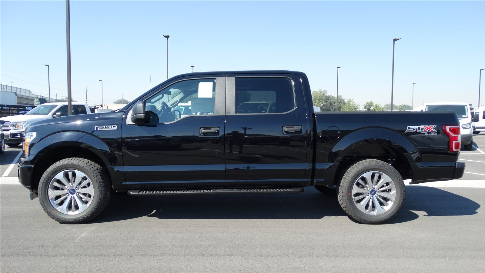 2018 F-150 SuperCrew Cab 4x4,  Pickup #51304 - photo 5