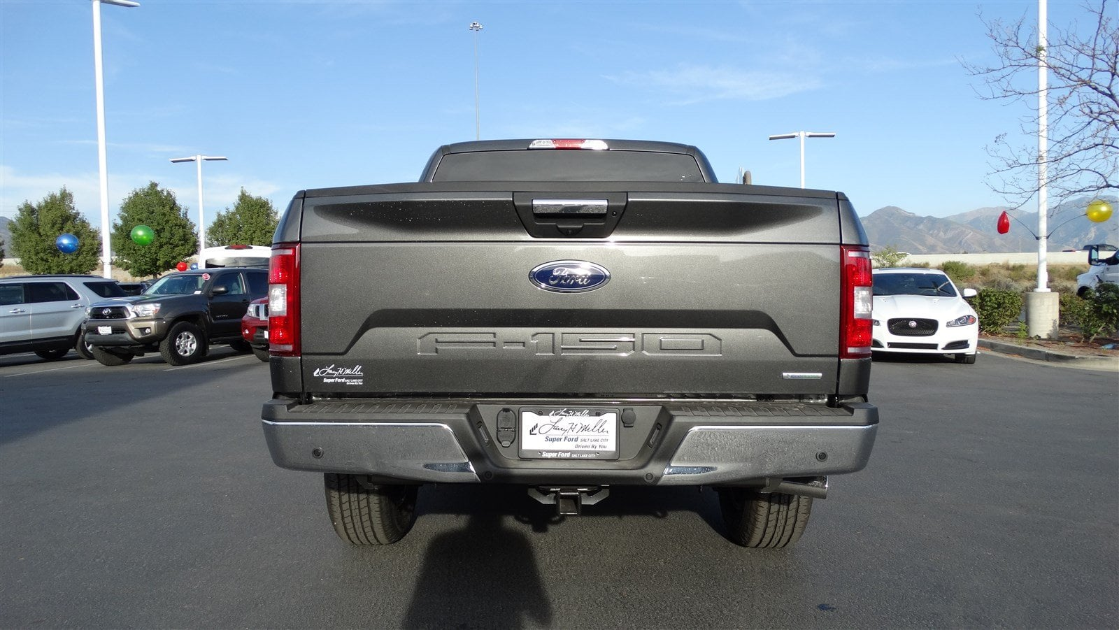 2018 F-150 SuperCrew Cab 4x4,  Pickup #51307 - photo 4