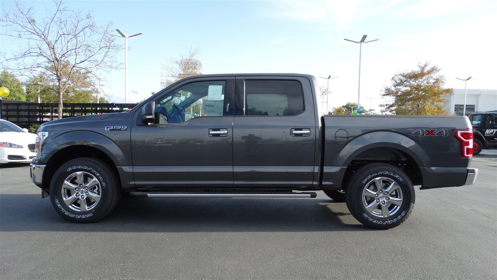 2018 F-150 SuperCrew Cab 4x4,  Pickup #51307 - photo 6
