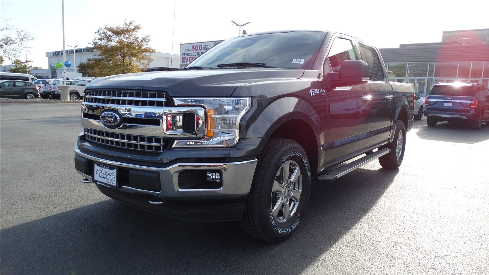 2018 F-150 SuperCrew Cab 4x4,  Pickup #51307 - photo 7