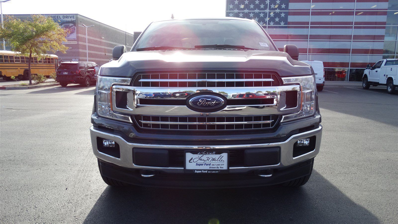 2018 F-150 SuperCrew Cab 4x4,  Pickup #51307 - photo 8
