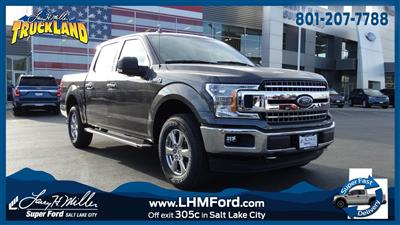 2018 F-150 SuperCrew Cab 4x4,  Pickup #51307 - photo 1