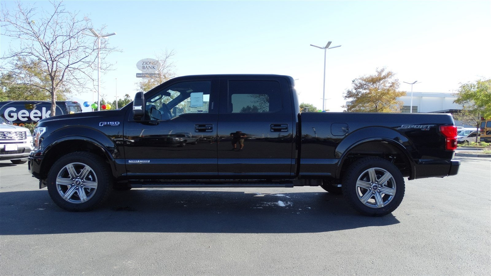 2018 F-150 SuperCrew Cab 4x4,  Pickup #51308 - photo 6