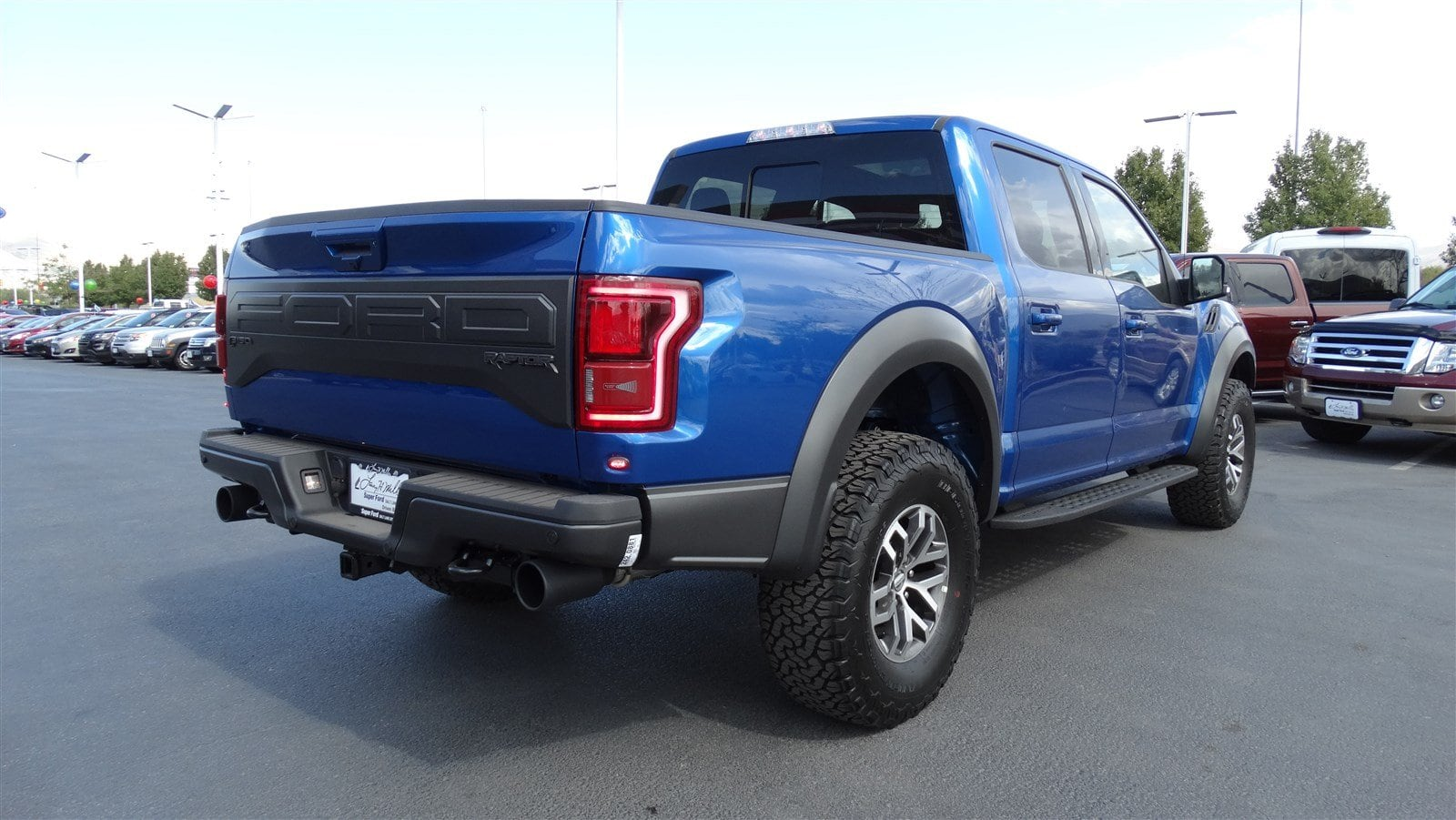 2018 F-150 SuperCrew Cab 4x4,  Pickup #51322 - photo 2