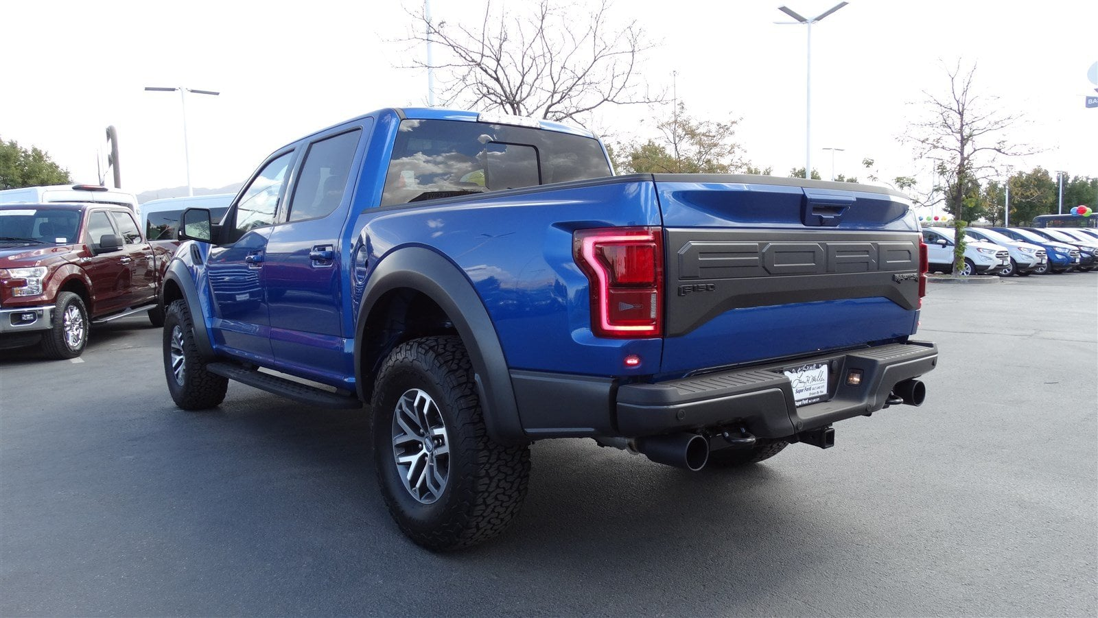 2018 F-150 SuperCrew Cab 4x4,  Pickup #51322 - photo 5