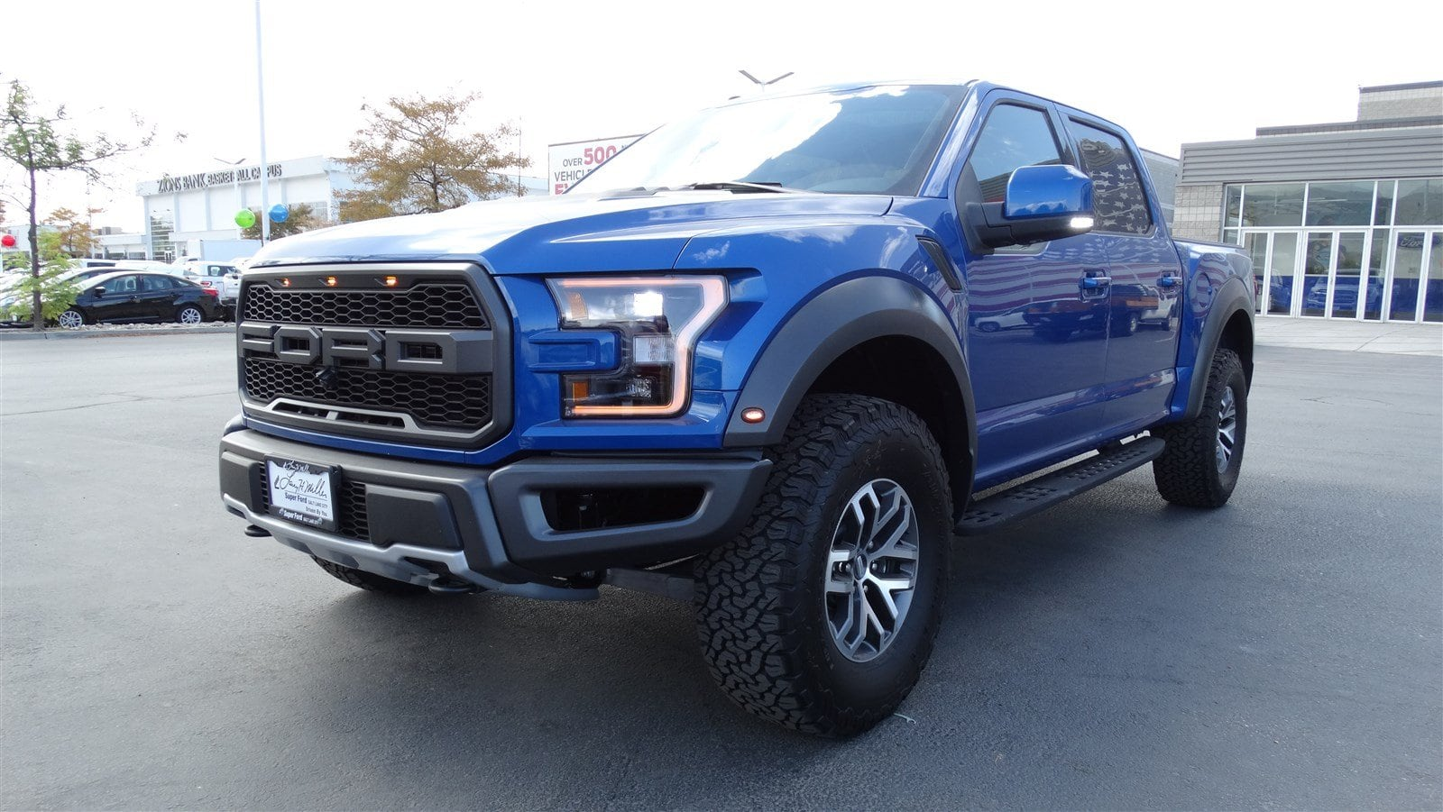 2018 F-150 SuperCrew Cab 4x4,  Pickup #51322 - photo 7