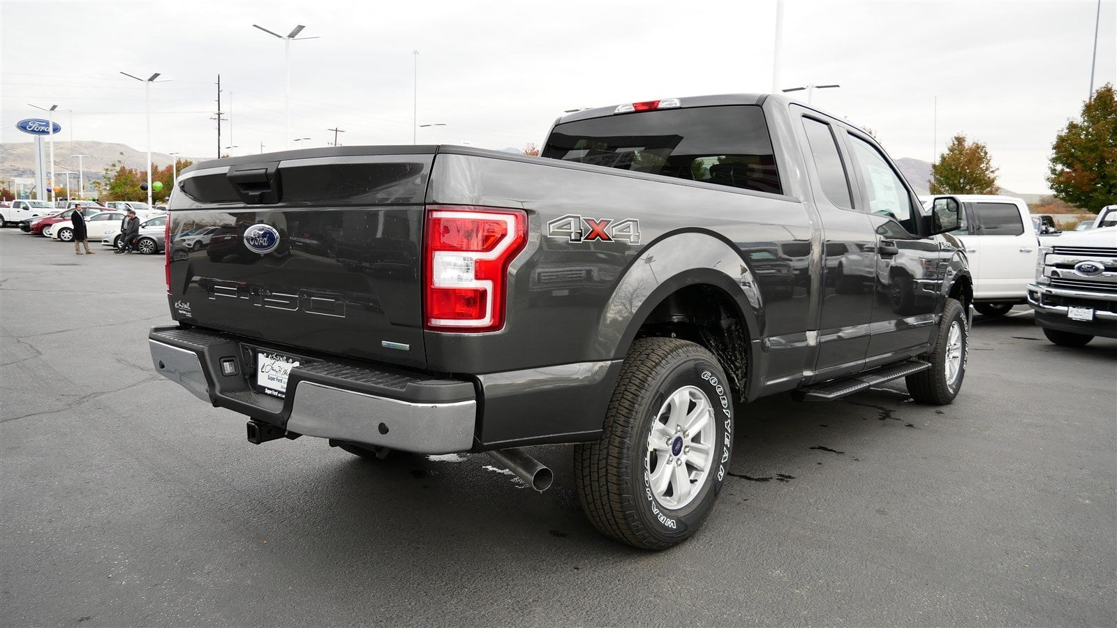 2018 F-150 Super Cab 4x4,  Pickup #51379 - photo 2