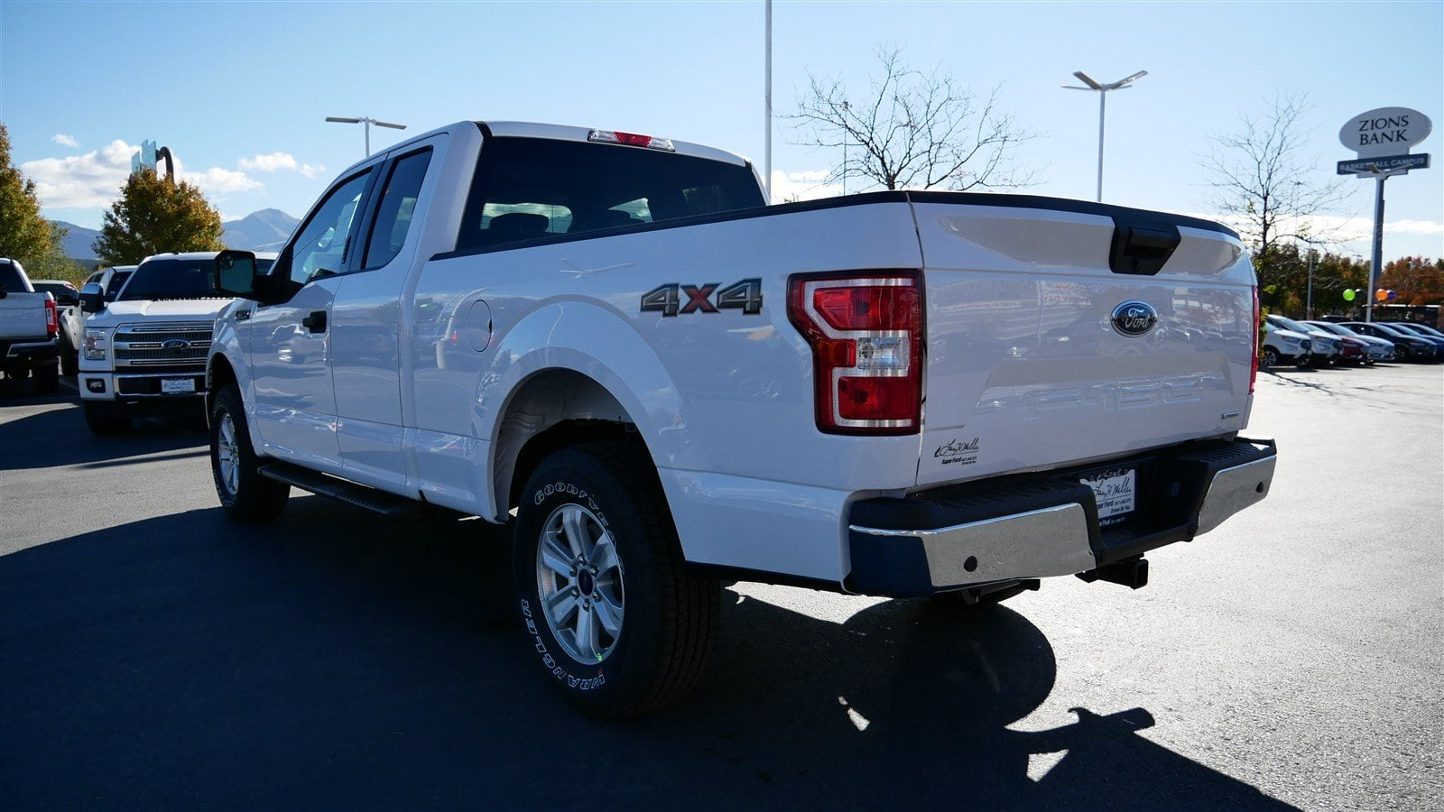 2018 F-150 Super Cab 4x4,  Pickup #51381 - photo 6