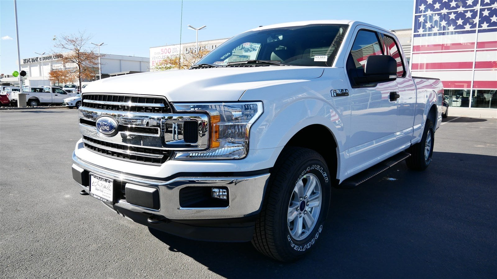 2018 F-150 Super Cab 4x4,  Pickup #51381 - photo 8
