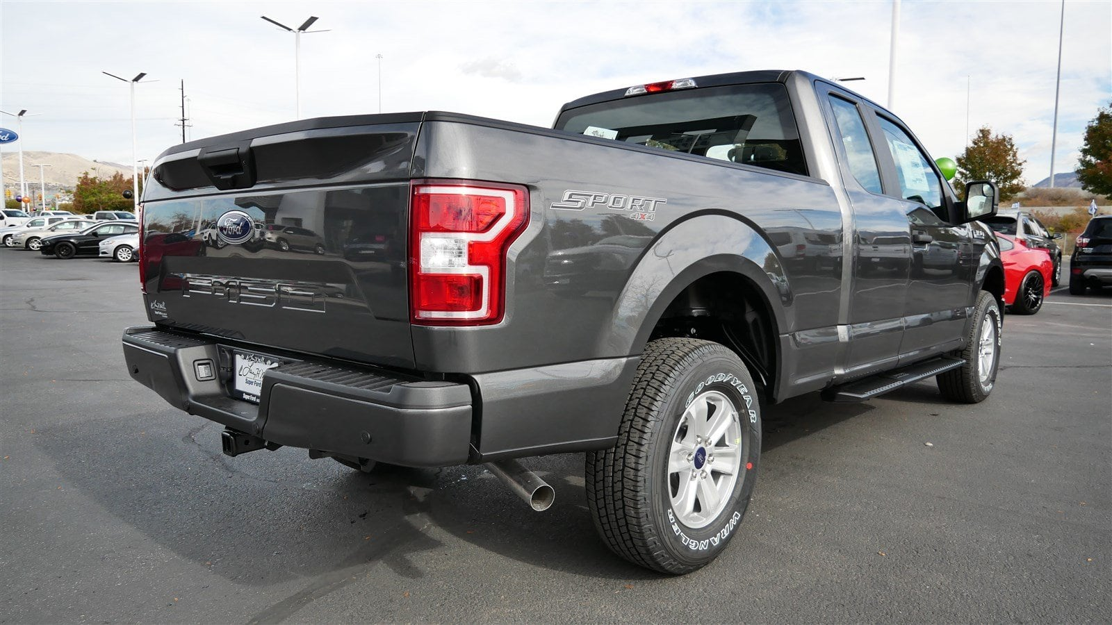2018 F-150 Super Cab 4x4,  Pickup #51384 - photo 2