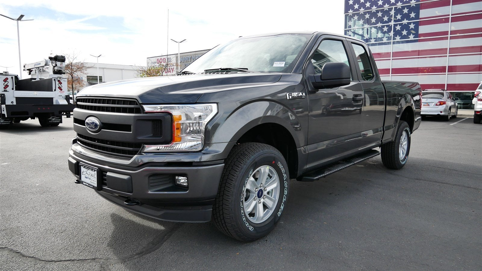 2018 F-150 Super Cab 4x4,  Pickup #51384 - photo 8