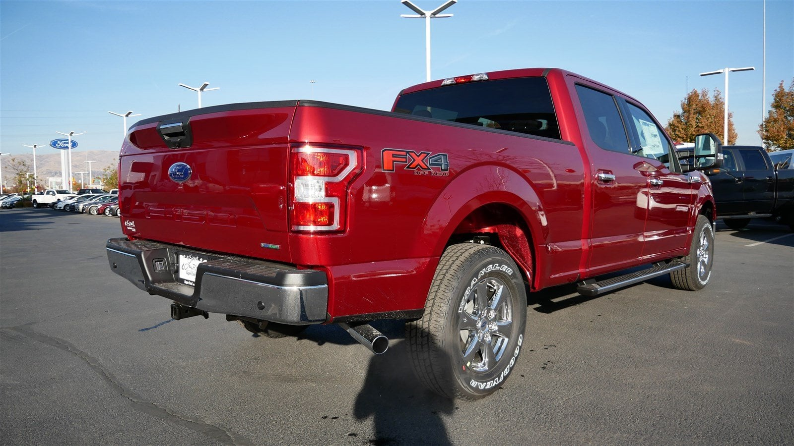 2018 F-150 SuperCrew Cab 4x4,  Pickup #51388 - photo 2