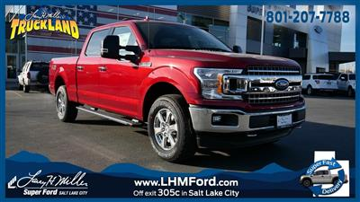 2018 F-150 SuperCrew Cab 4x4,  Pickup #51388 - photo 1
