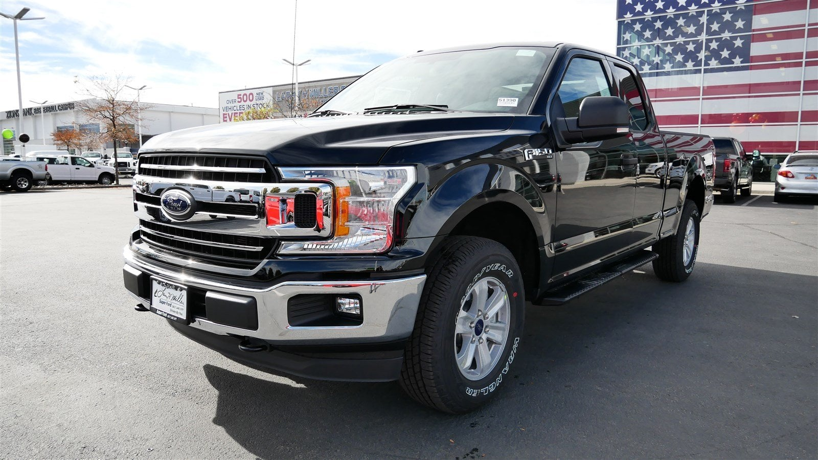 2018 F-150 Super Cab 4x4,  Pickup #51390 - photo 8