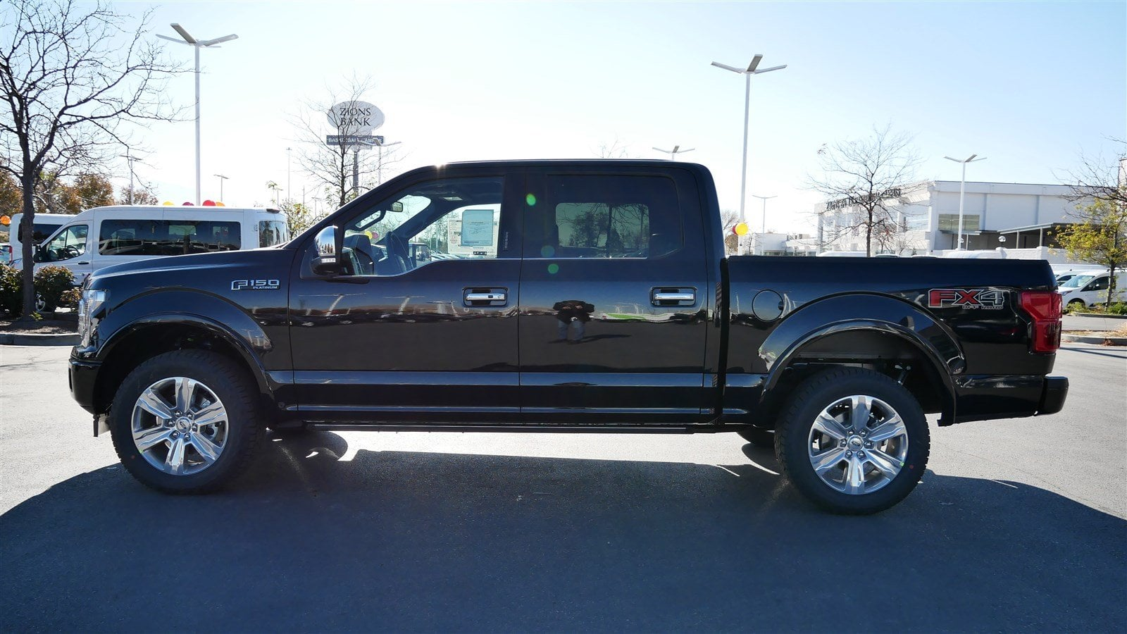 2018 F-150 SuperCrew Cab 4x4,  Pickup #51391 - photo 7