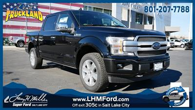 2018 F-150 SuperCrew Cab 4x4,  Pickup #51391 - photo 1