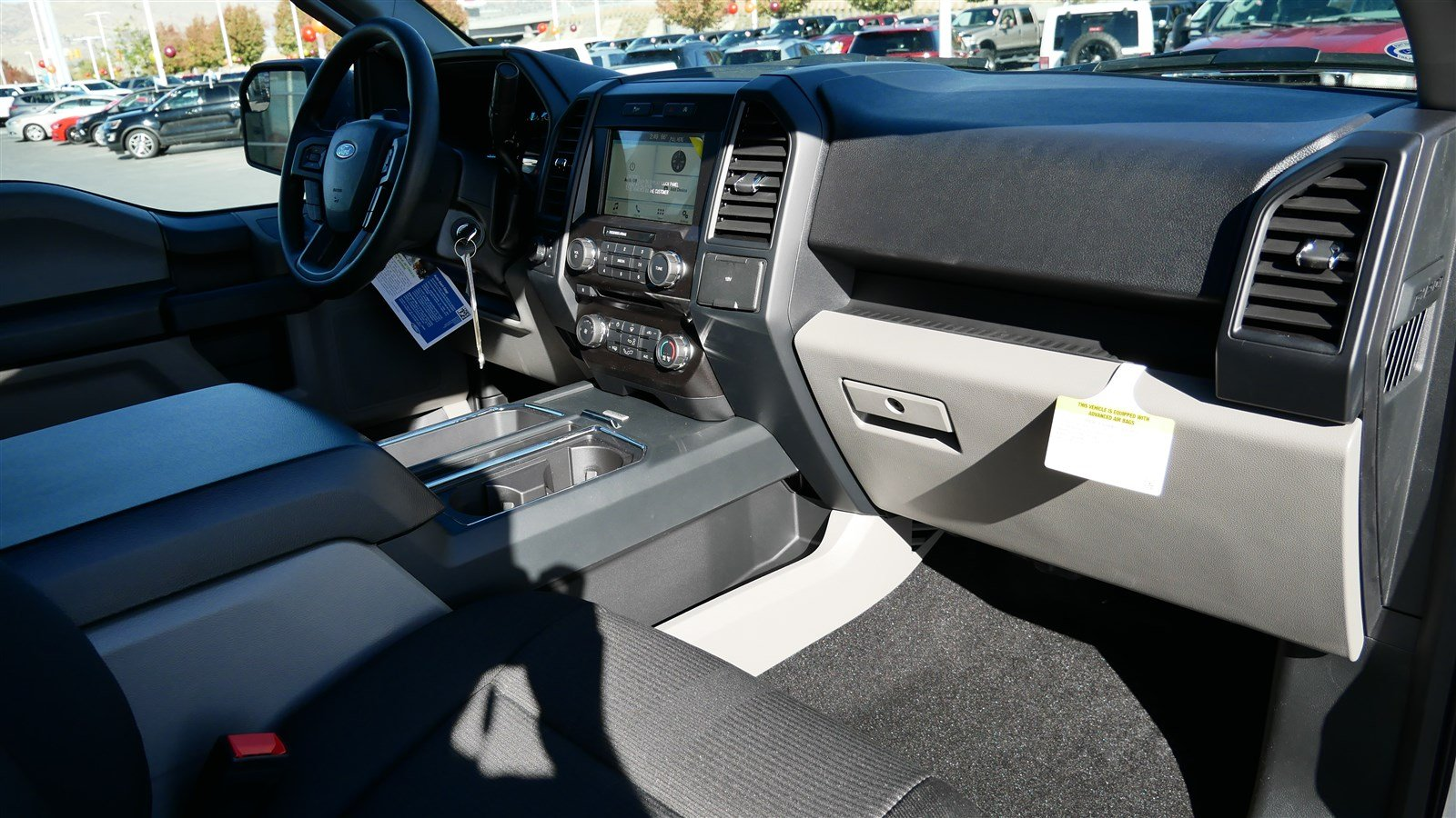 2018 F-150 SuperCrew Cab 4x4,  Pickup #51392 - photo 32