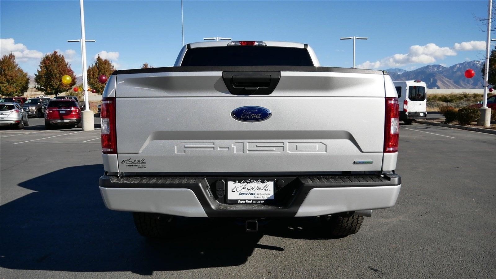 2018 F-150 SuperCrew Cab 4x4,  Pickup #51392 - photo 5