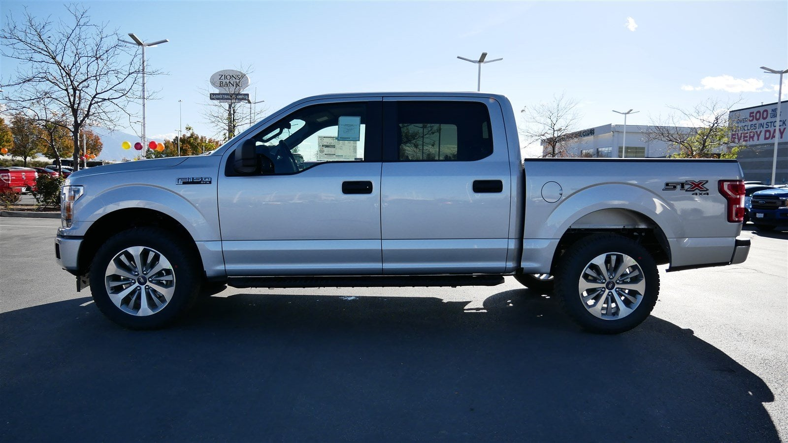2018 F-150 SuperCrew Cab 4x4,  Pickup #51392 - photo 7