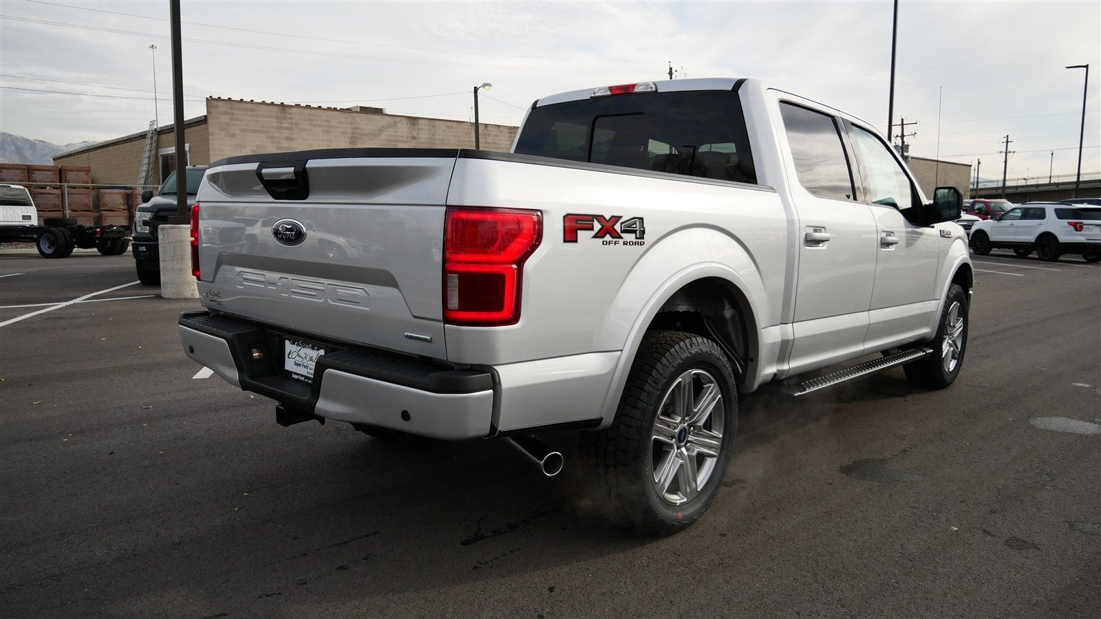 2018 F-150 SuperCrew Cab 4x4,  Pickup #51416 - photo 2