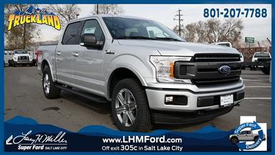2018 F-150 SuperCrew Cab 4x4,  Pickup #51416 - photo 1