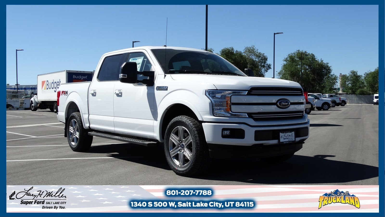 2018 F-150 SuperCrew Cab 4x4,  Pickup #55236 - photo 1