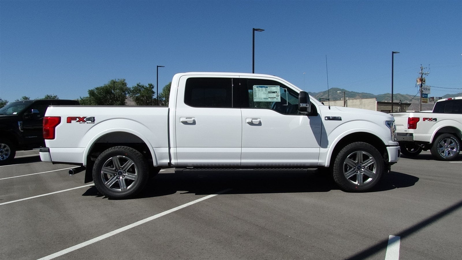 2018 F-150 SuperCrew Cab 4x4,  Pickup #55236 - photo 3