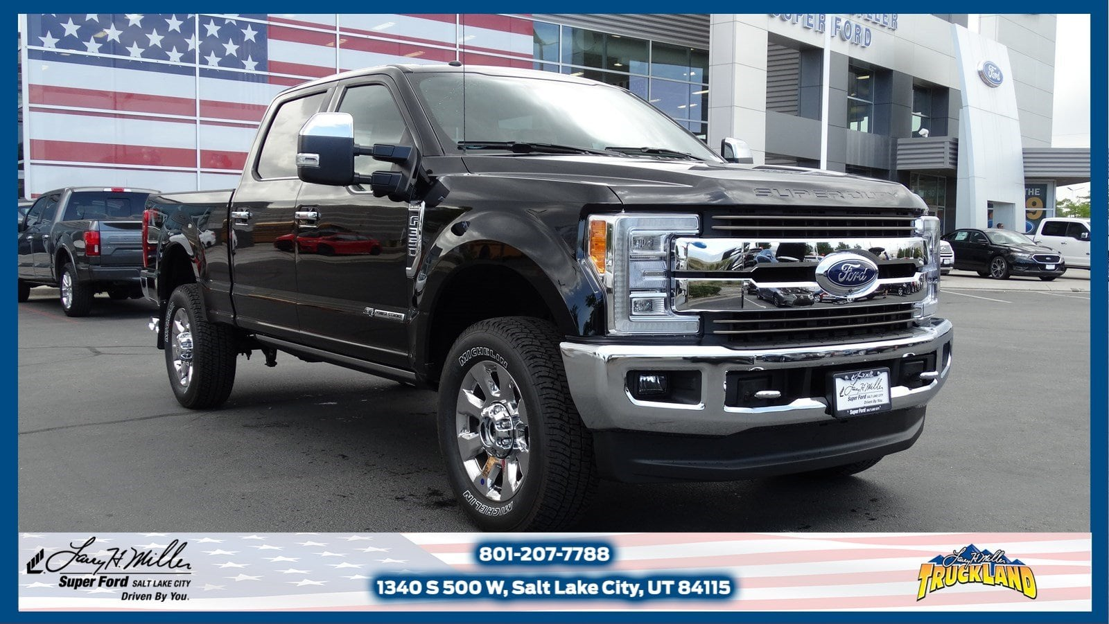 2018 F-350 Crew Cab 4x4,  Pickup #55274 - photo 1