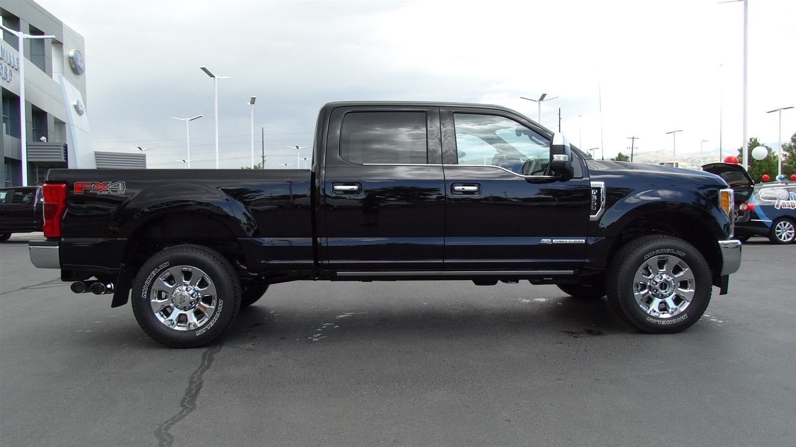 2018 F-350 Crew Cab 4x4,  Pickup #55274 - photo 3