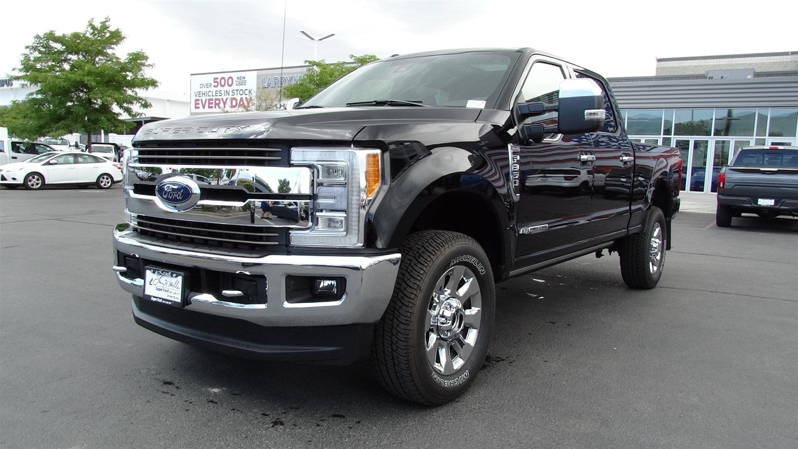 2018 F-350 Crew Cab 4x4,  Pickup #55274 - photo 7