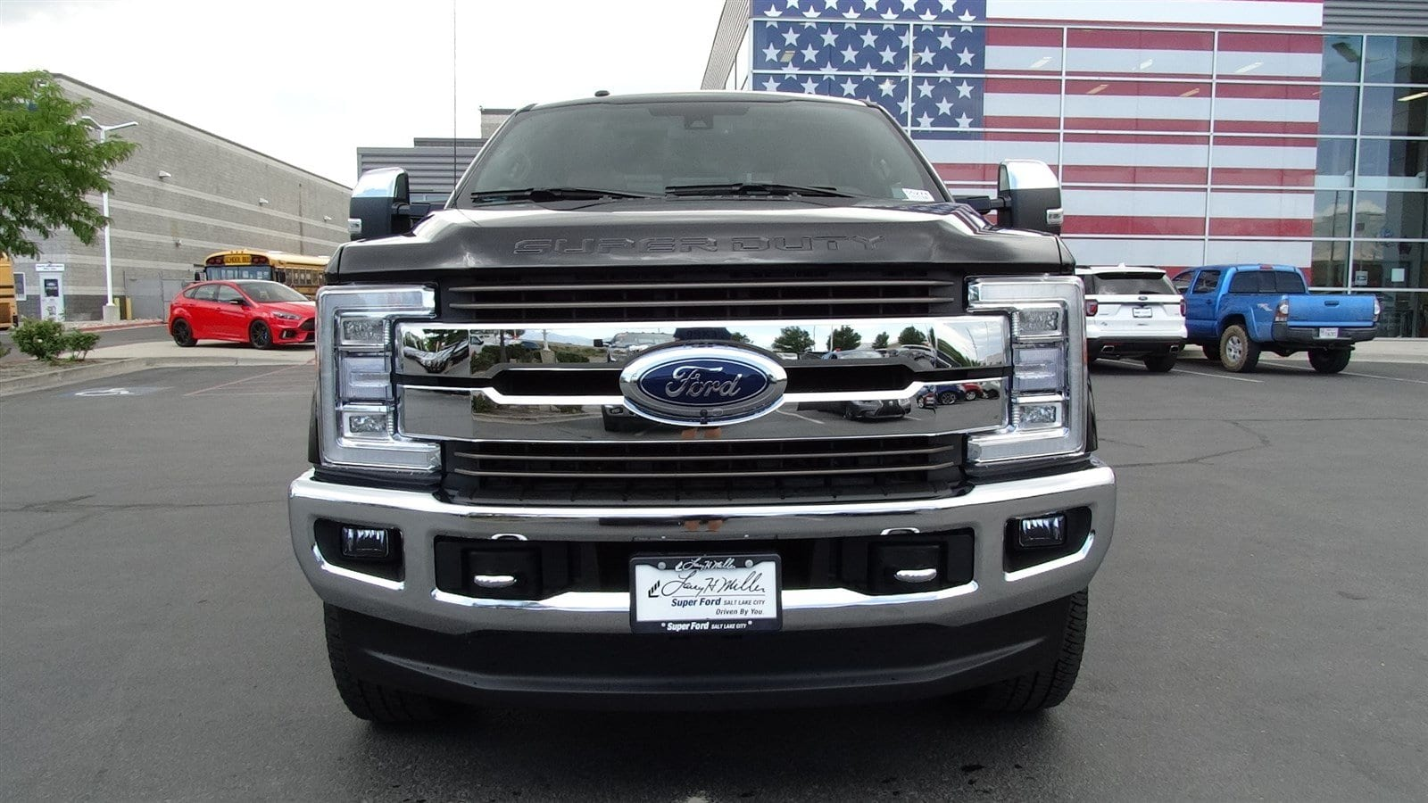 2018 F-350 Crew Cab 4x4,  Pickup #55274 - photo 8
