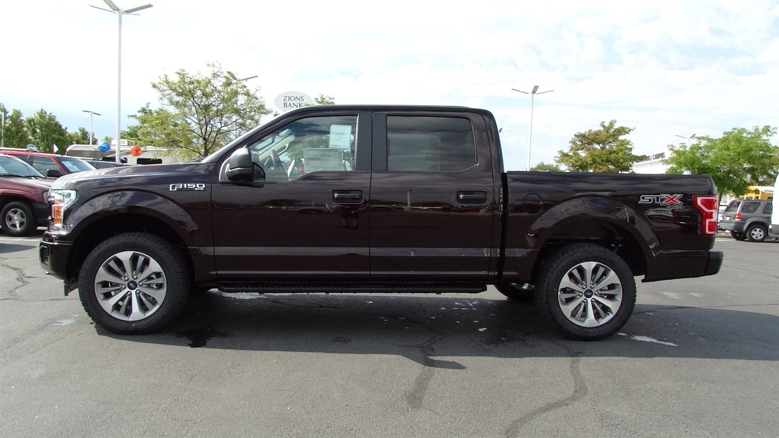 2018 F-150 SuperCrew Cab 4x4,  Pickup #55301 - photo 6