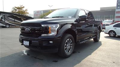 2018 F-150 SuperCrew Cab 4x4,  Pickup #55360 - photo 7