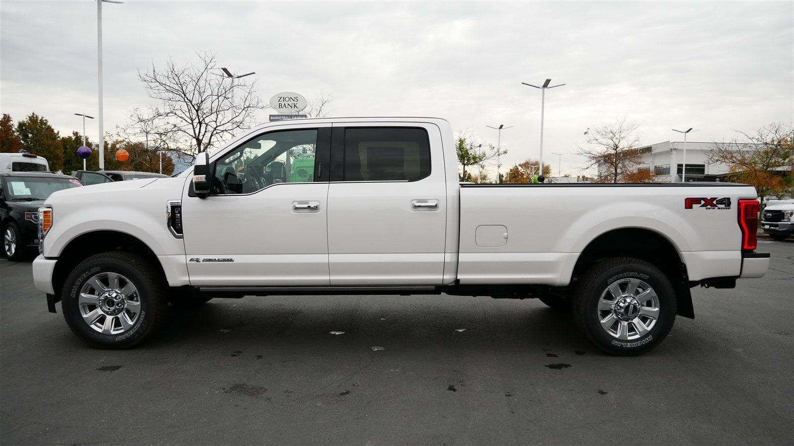 2018 F-350 Crew Cab 4x4,  Pickup #55380 - photo 6