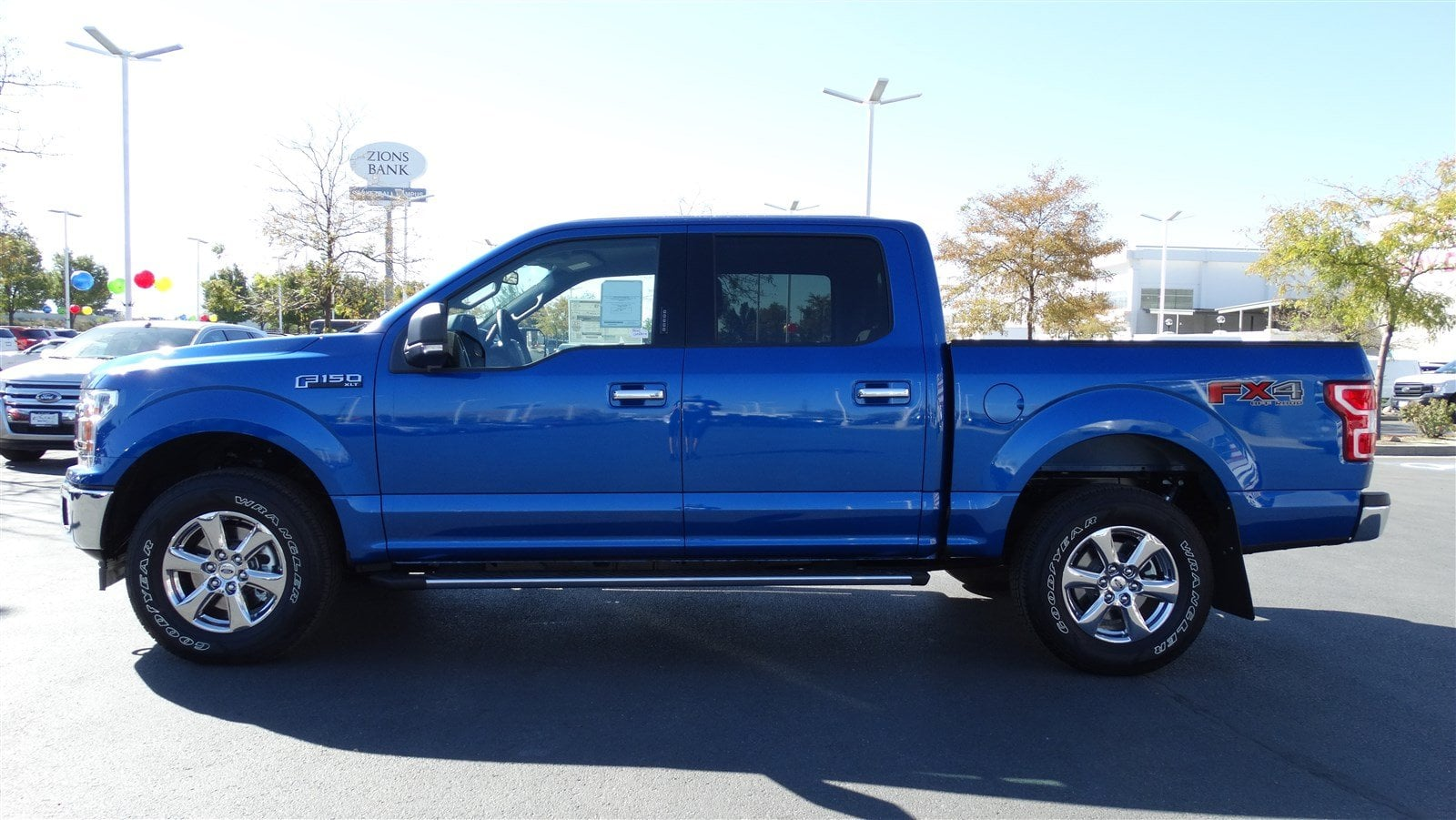 2018 F-150 SuperCrew Cab 4x4,  Pickup #55422 - photo 6