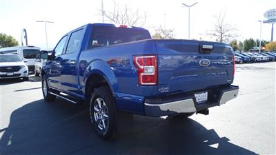 2018 F-150 SuperCrew Cab 4x4,  Pickup #55422 - photo 5