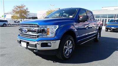 2018 F-150 SuperCrew Cab 4x4,  Pickup #55422 - photo 7