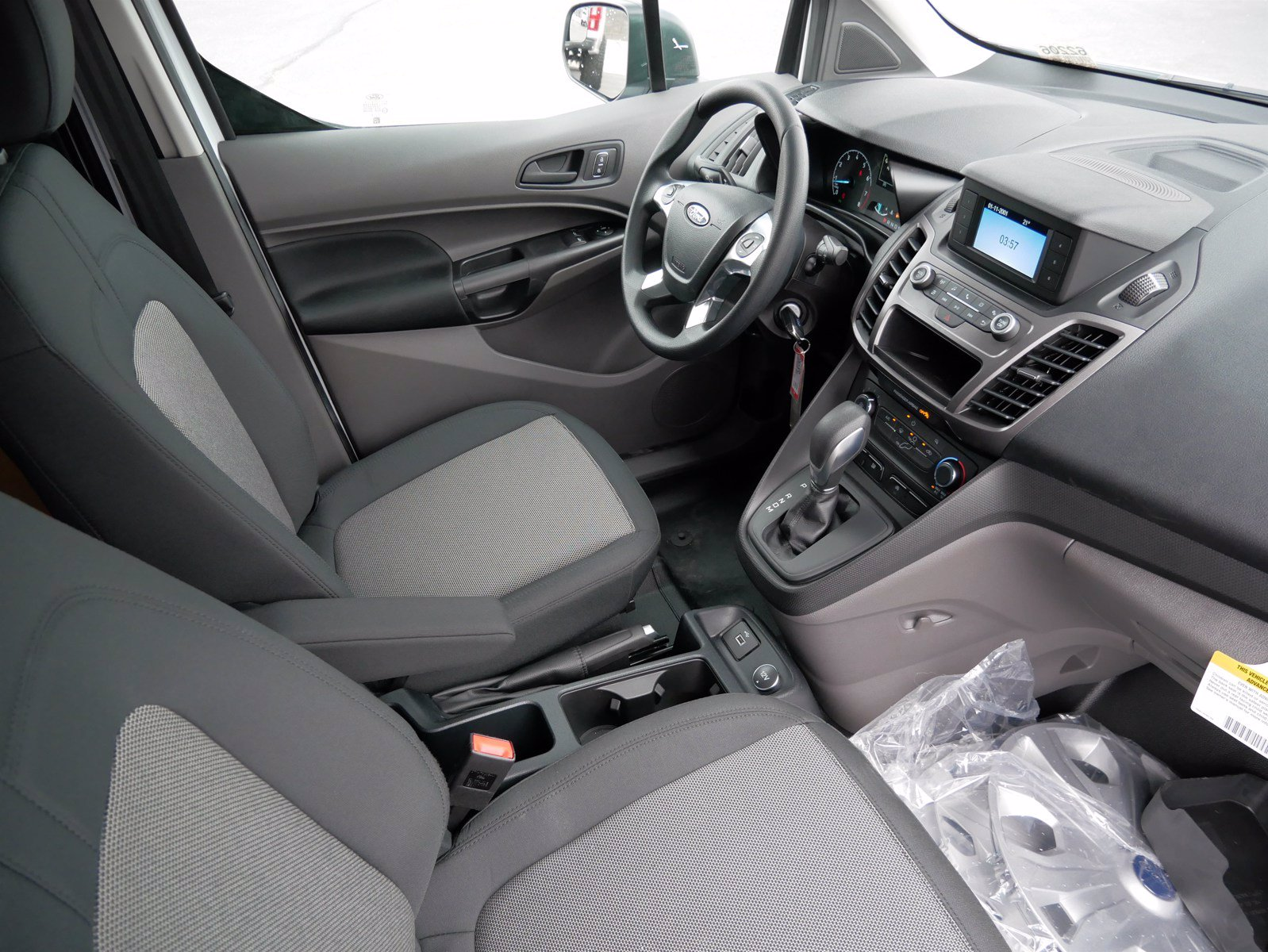2020 Ford Transit Connect FWD, Empty Cargo Van #62206 - photo 25