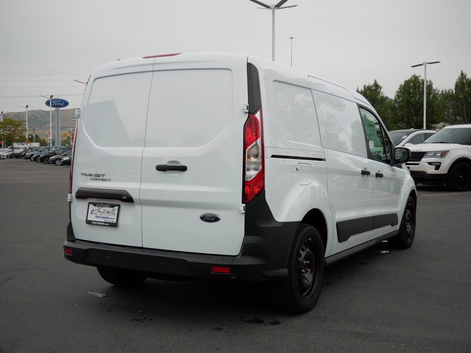 2020 Ford Transit Connect FWD, Empty Cargo Van #62206 - photo 6