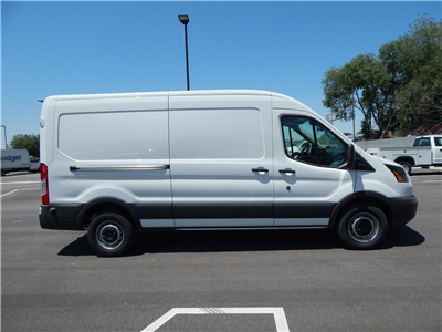2018 Transit 350 Med Roof 4x2,  Empty Cargo Van #62813 - photo 8