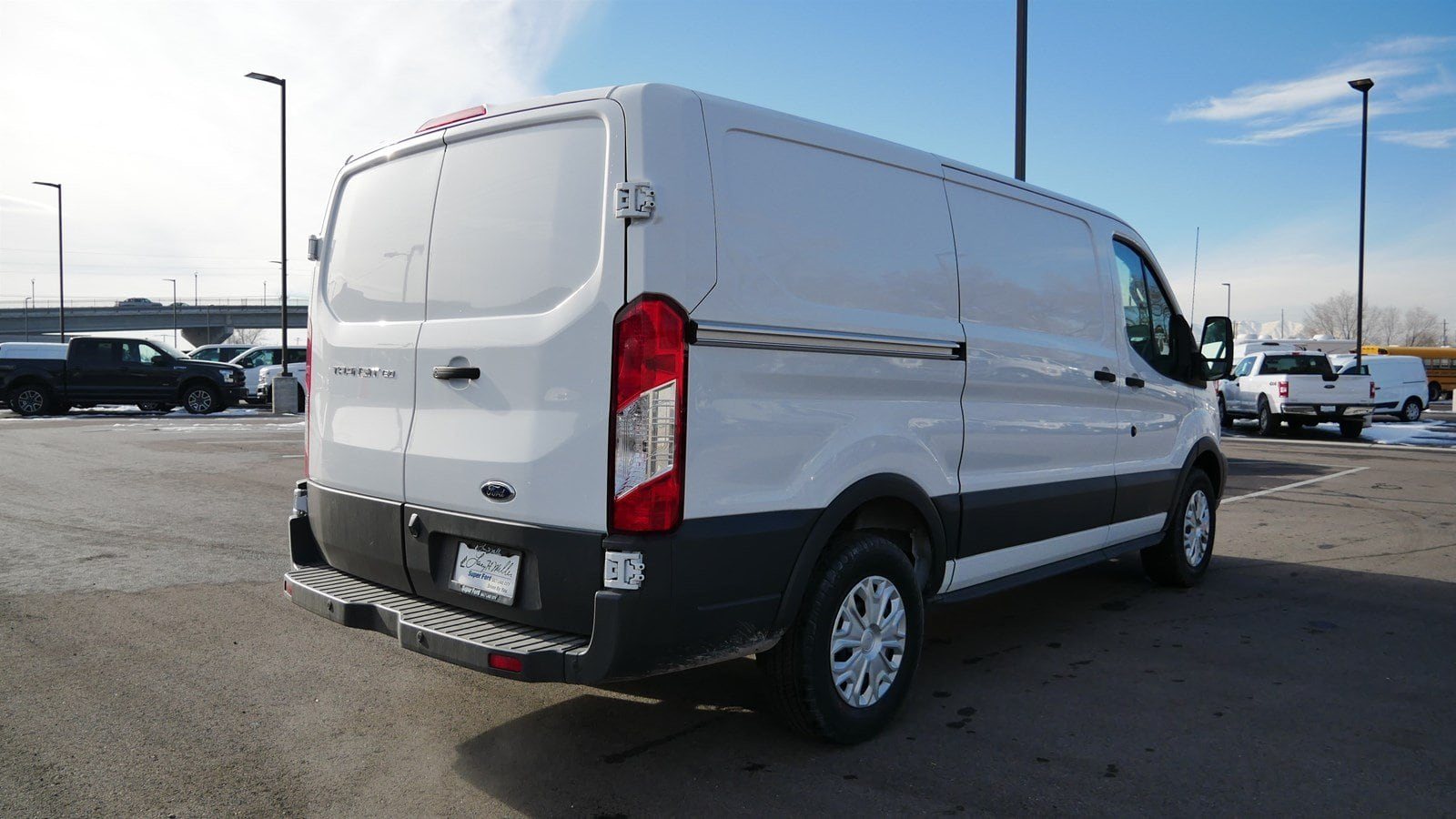 2018 Transit 150 Low Roof 4x2,  Empty Cargo Van #62836 - photo 5