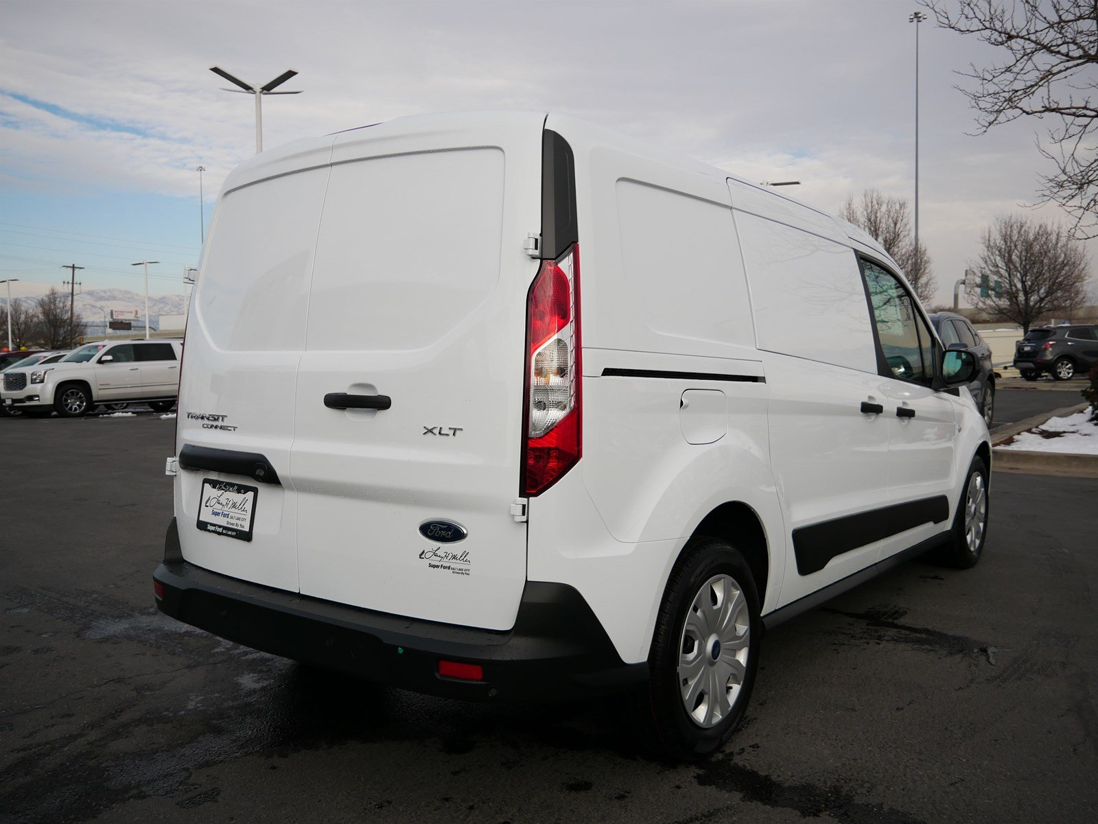2020 Ford Transit Connect, Empty Cargo Van #63005 - photo 7