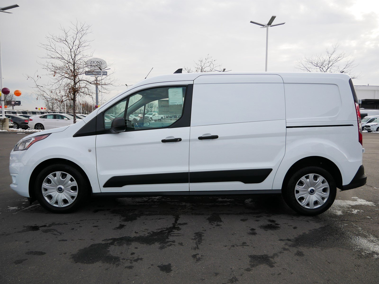 2020 Ford Transit Connect, Empty Cargo Van #63005 - photo 10