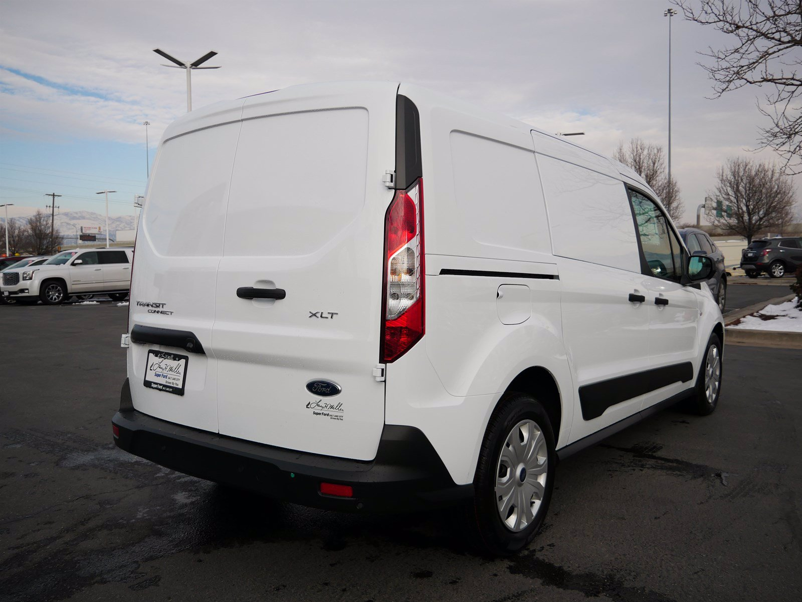 2020 Ford Transit Connect FWD, Empty Cargo Van #63006 - photo 6