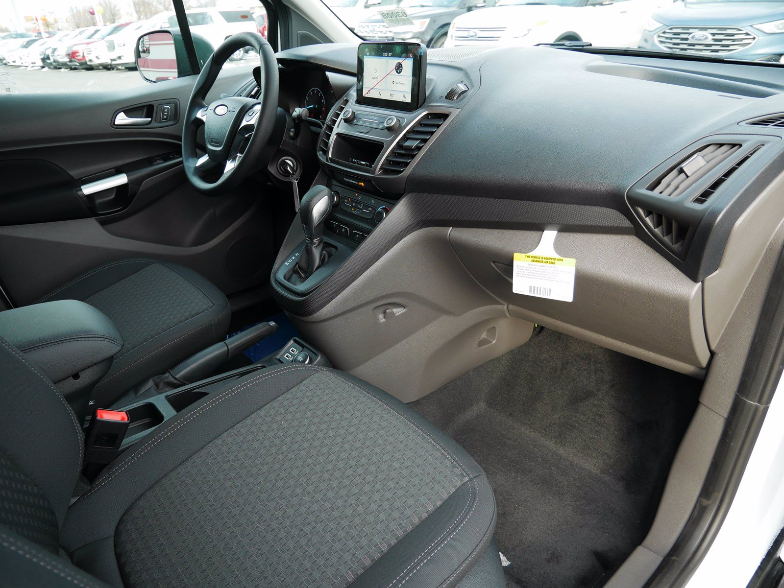 2020 Ford Transit Connect FWD, Empty Cargo Van #63006 - photo 29