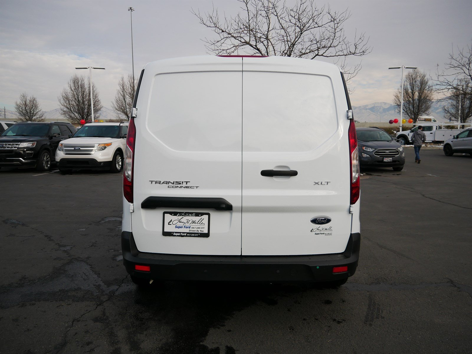 2020 Ford Transit Connect, Empty Cargo Van #63008 - photo 8